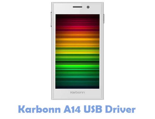 Download Karbonn A14 USB Driver