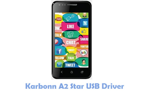 Download Karbonn A2 Star USB Driver