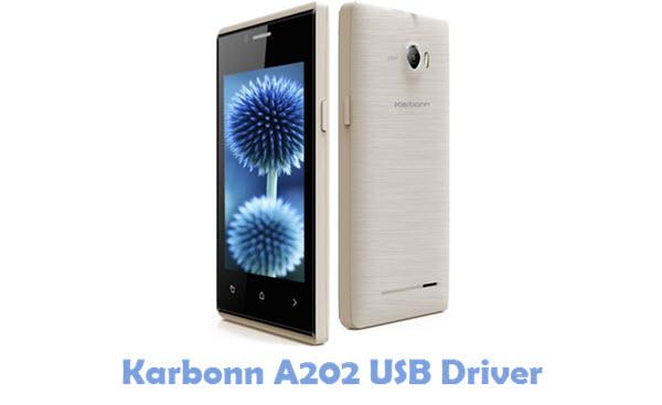 Download Karbonn A202 USB Driver