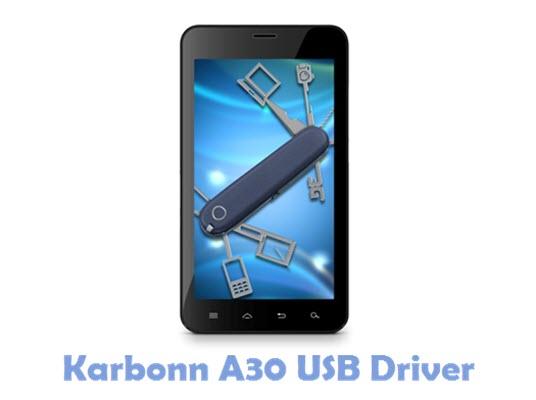 Download Karbonn A30 USB Driver