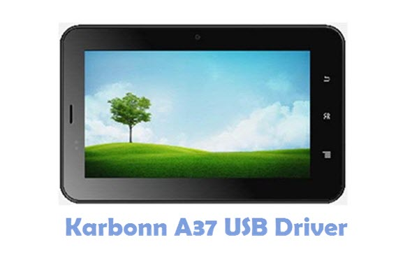 Download Karbonn A37 USB Driver