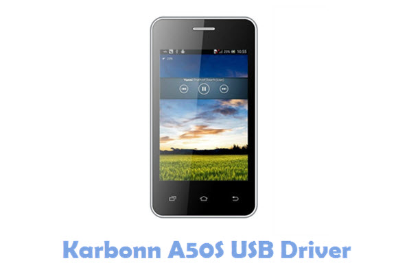 Download Karbonn A50S USB Driver