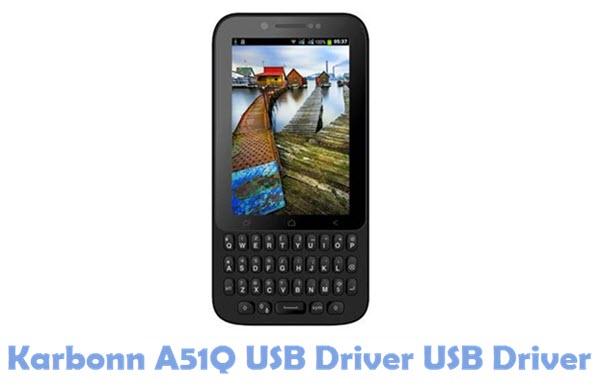 Download Karbonn A51Q USB Driver USB Driver