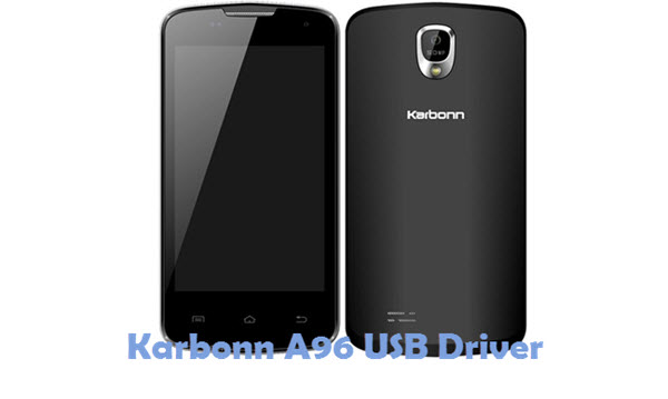Download Karbonn A96 USB Driver