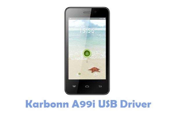 Download Karbonn A99i USB Driver
