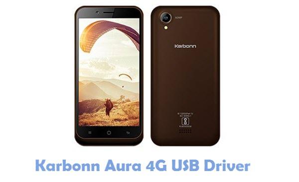 Download Karbonn Aura 4G USB Driver