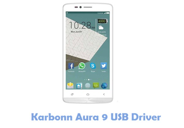 Download Karbonn Aura 9 USB Driver