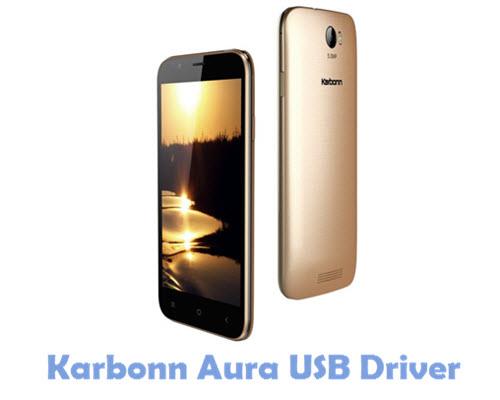 Download Karbonn Aura USB Driver