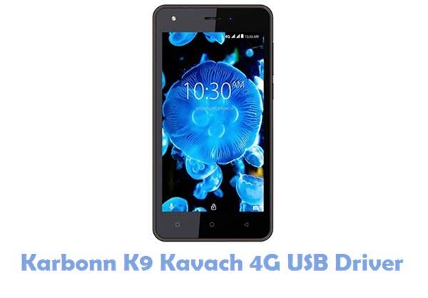Download Karbonn K9 Kavach 4G USB Driver