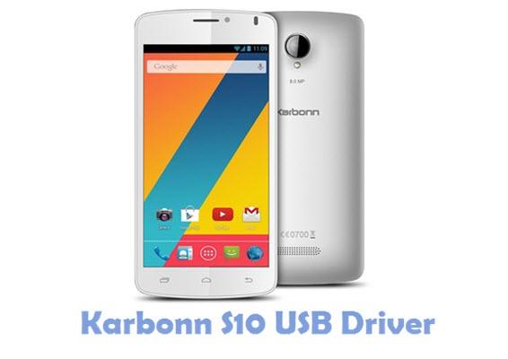 Download Karbonn S10 USB Driver