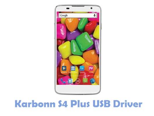 Download Karbonn S4 Plus USB Driver
