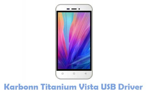 Download Karbonn Titanium Vista USB Driver