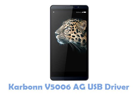 Download Karbonn V5006 AG USB Driver