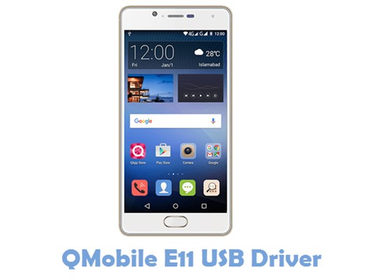 Download QMobile E11 USB Driver
