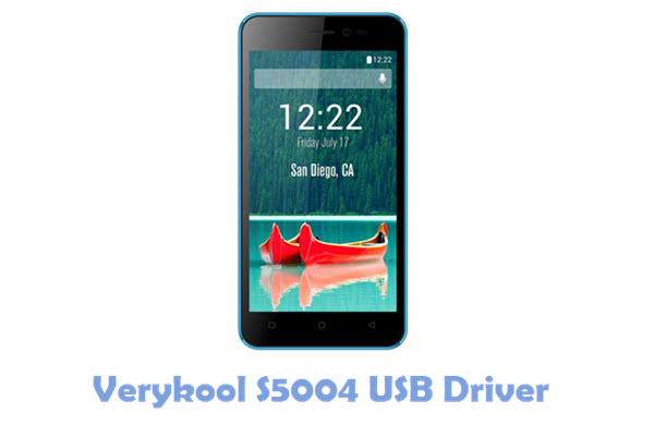 Download Verykool S5004 USB Driver
