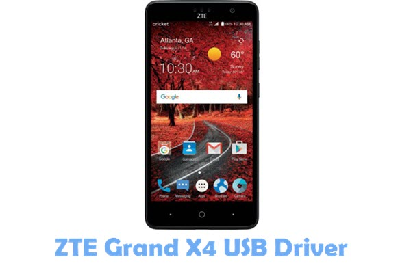 Download ZTE Grand X4 USB Driver