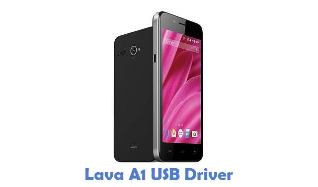 Lava A1 USB Driver