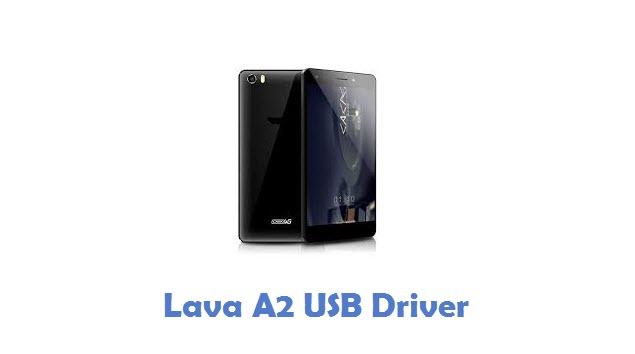 Lava A2 USB Driver