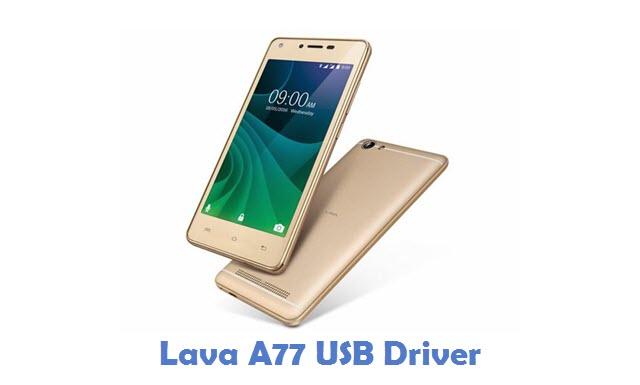 Lava A77 USB Driver