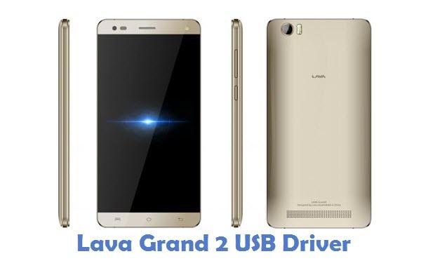 Lava Grand 2 USB Driver