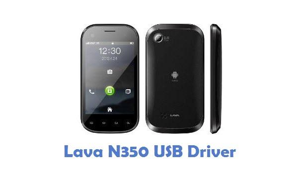 Lava N350 USB Driver