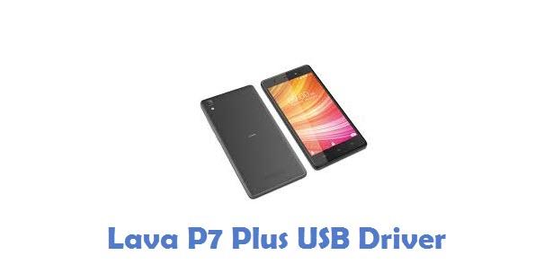 Lava P7 Plus USB Driver