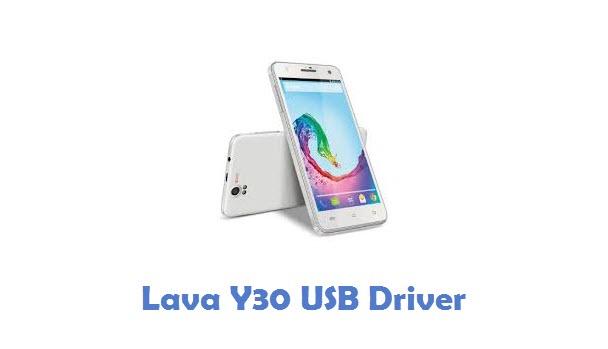 Lava Y30 USB Driver