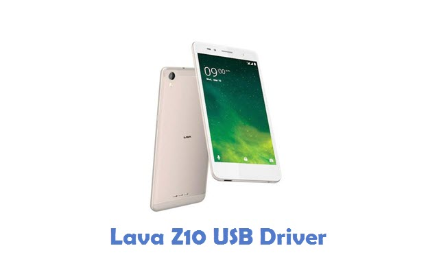 Lava Z10 USB Driver