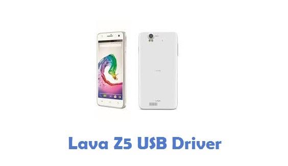Lava Z5 USB Driver