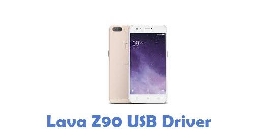 Lava Z90 USB Driver