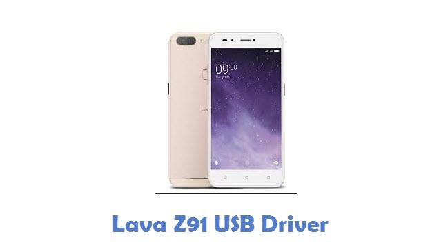 Lava Z91 USB Driver