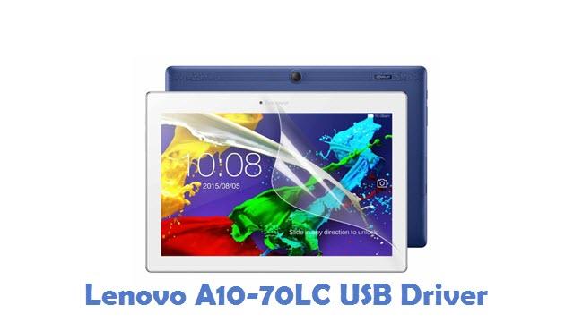 Lenovo A10-70LC USB Driver
