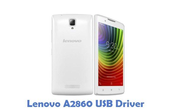 Lenovo A2860 USB Driver