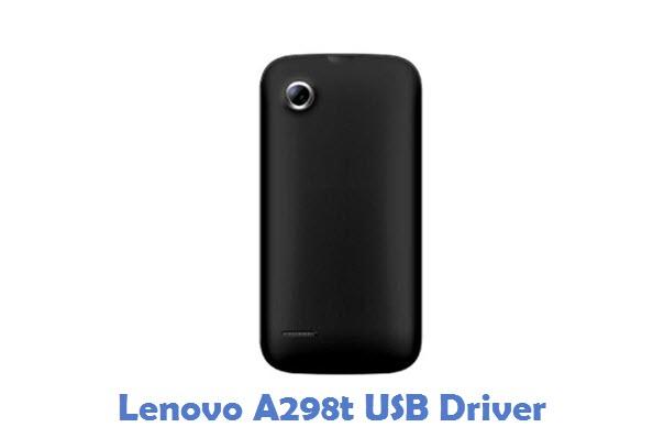 Lenovo A298t USB Driver