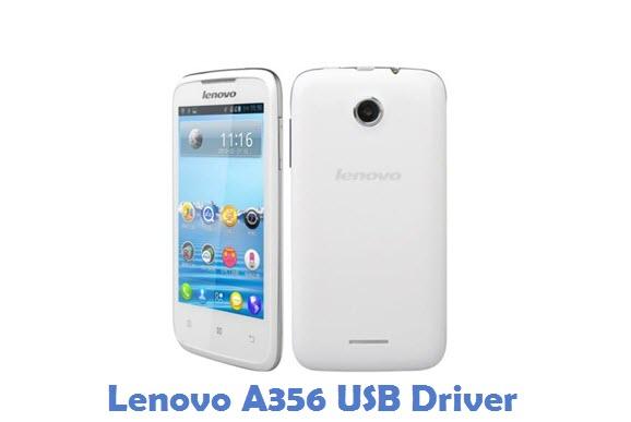 Lenovo A356 USB Driver