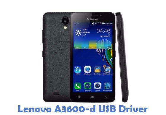Lenovo A3600-d USB Driver