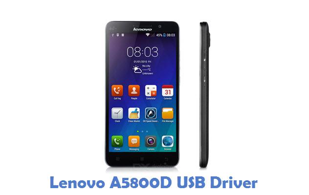 Lenovo A5800D USB Driver