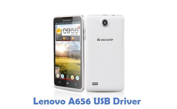 Lenovo A656 USB Driver