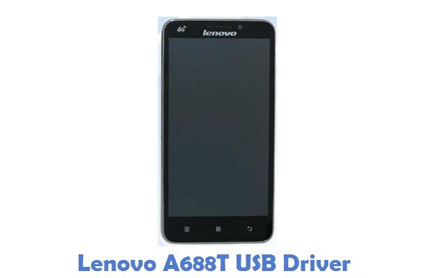 Lenovo A688T USB Driver