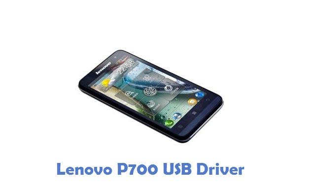 Lenovo P700 USB Driver