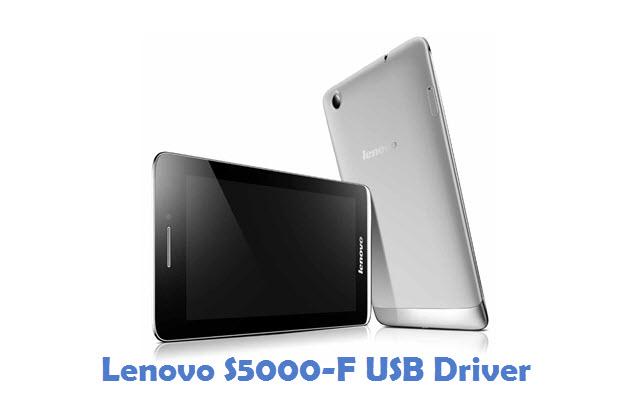 Lenovo S5000-F USB Driver