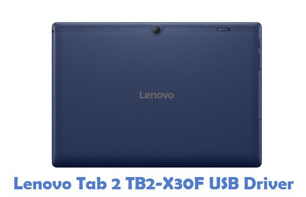 Lenovo Tab 2 TB2-X30F USB Driver