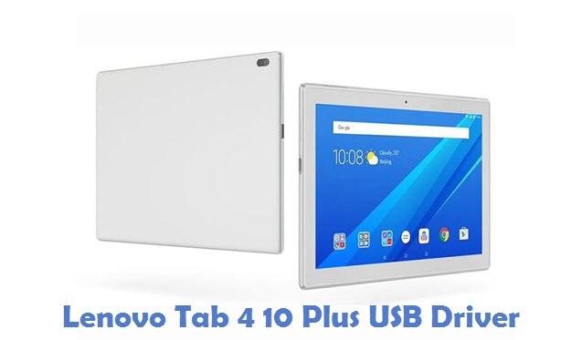 Lenovo Tab 4 10 Plus USB Driver