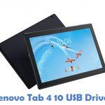 Lenovo Tab 4 10 USB Driver
