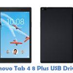 Lenovo Tab 4 8 Plus USB Driver