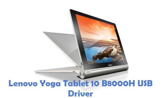 Lenovo Yoga Tablet 10 B8000H USB Driver
