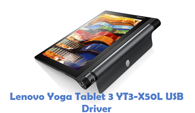 Lenovo Yoga Tablet 3 YT3-X50L USB Driver