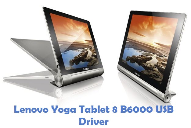 Lenovo Yoga Tablet 8 B6000 USB Driver