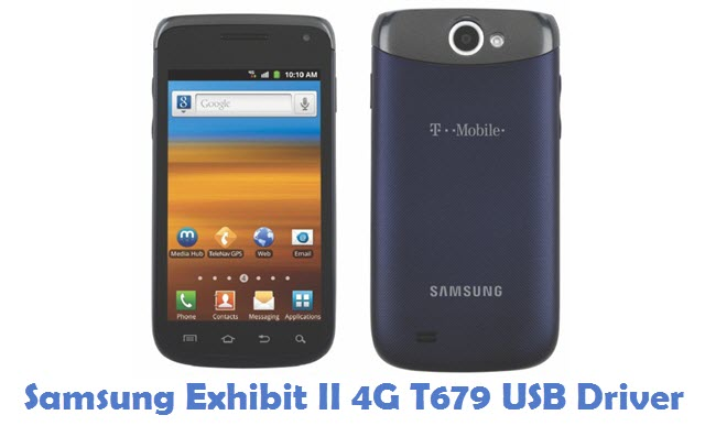 Samsung Exhibit II 4G T679 USB Driver