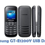 Samsung GT-E1200Y USB Driver